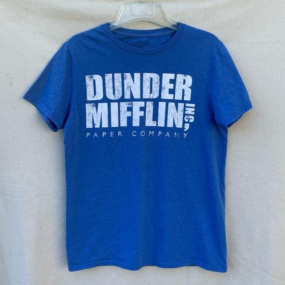 The Office Dunder Mifflin t shirt size S